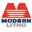 ModernLitho Brown printing